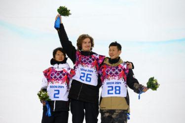 ソチオリンピックスノーボードハーフパイプ決勝入賞10人の使っていた板のまとめ
